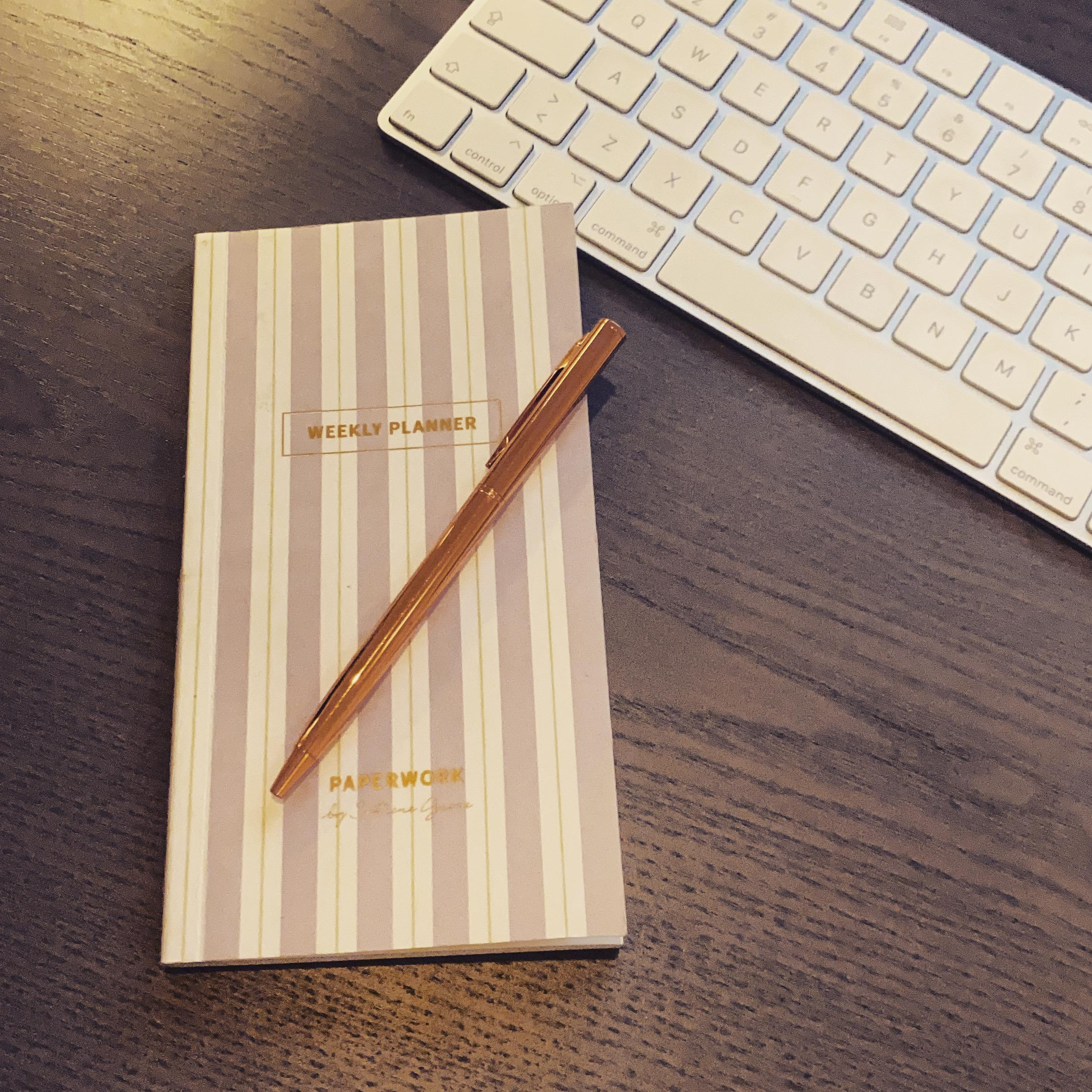 Stress, travlhed, planlægning